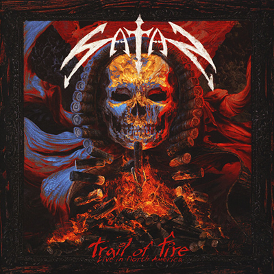 Trail of Fire: Live in North America 2LP