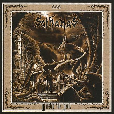 Worship The Devil CD