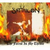 The Forest Is My Throne / Yggdrasill CD DIGI
