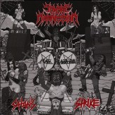 Satan's Strike CD