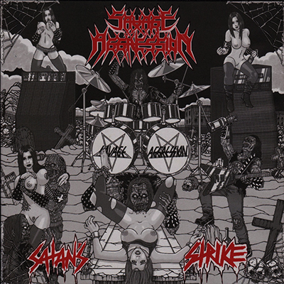Satan's Strike CD