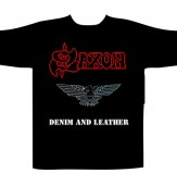 Denim and Leather - TS