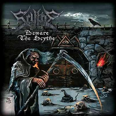 Beware The Scythe CD
