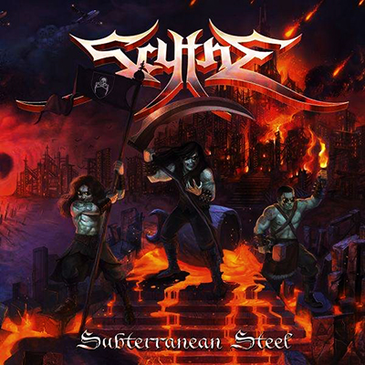 Subterranean Steel CD