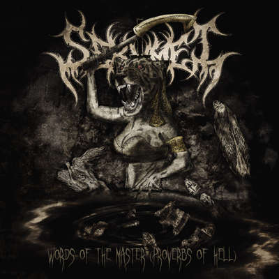 Words of the Master [Proverbs of Hell] LP