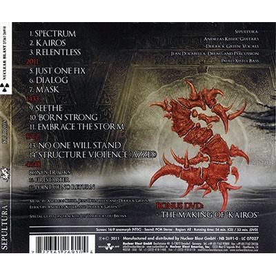 Ledo takas records sepultura kairos cddvd digi kairos cddvd digi kairos cddvd digi thecheapjerseys Choice Image