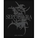 SEPULTURA logo - PATCH