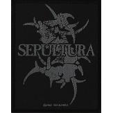 SEPULTURA logo - PATCH