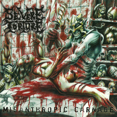 Misanthropic Carnage CD