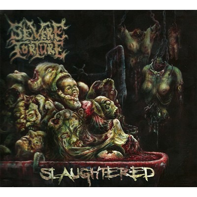 Slaughtered CD DIGI