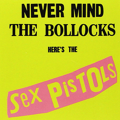 Never Mind The Bollocks Here's The Sex Pistols CD