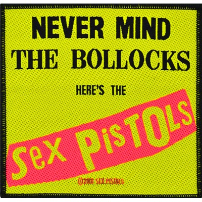 Never Mind the Bollocks - PATCH