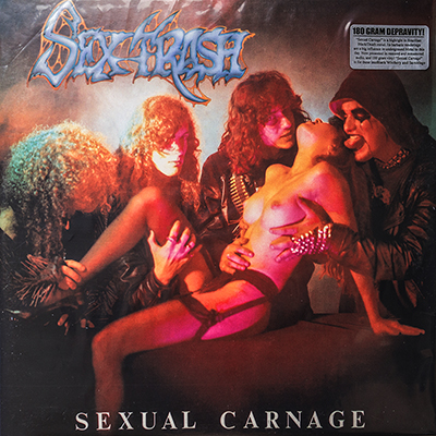 Sexual Carnage LP