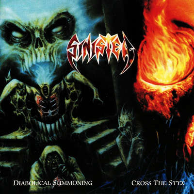Diabolical Summoning / Cross The Styx CD
