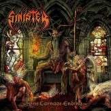 The Carnage Ending CD