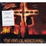 The End of Sanctuary CD DIGI