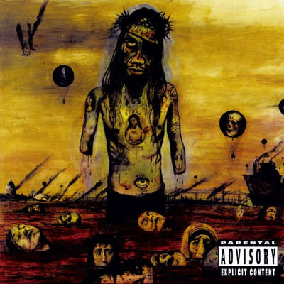 Christ Illusion CD