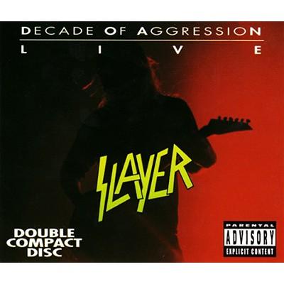 Live Decade of Aggression 2CD