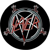 SLAYER Pentagram - BACKPATCH