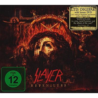 Repentless CD+DVD DIGI