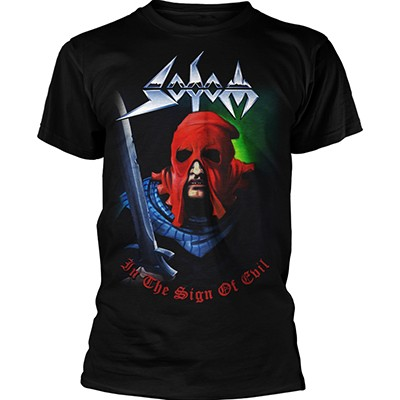 In The Sign of Evil - TS