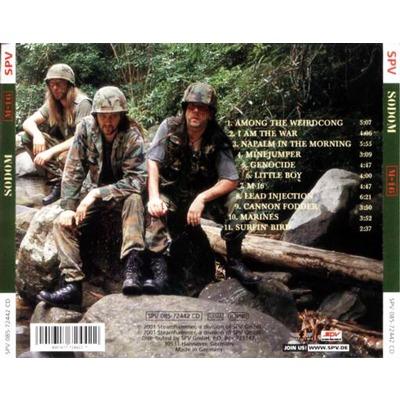 M-16 CD