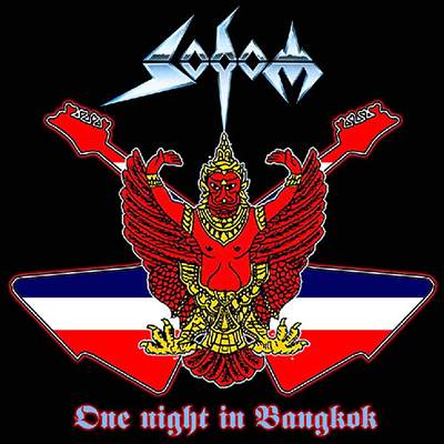 One Night In Bangkok 2CD