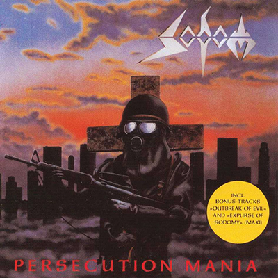 Persecution Mania CD