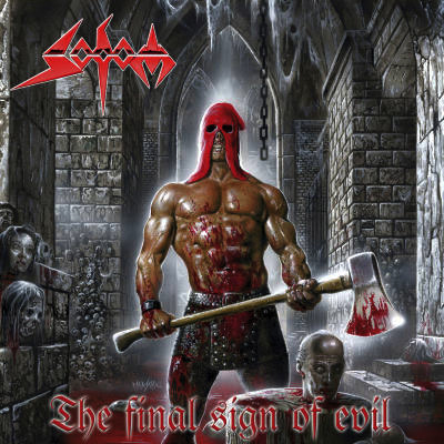 The Final Sign of Evil CD