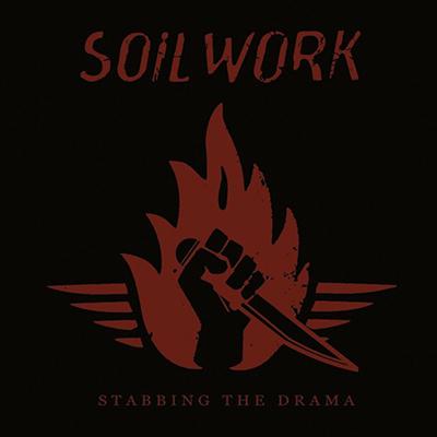 Stabbing The Drama CD