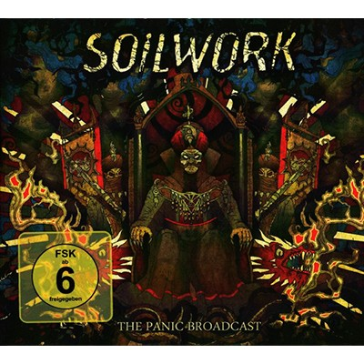 The Panic Broadcast CD+DVD DIGI