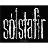 SOLSTAFIR logo - PATCH