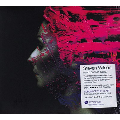 Hand. Cannot. Erase. CD DIGI