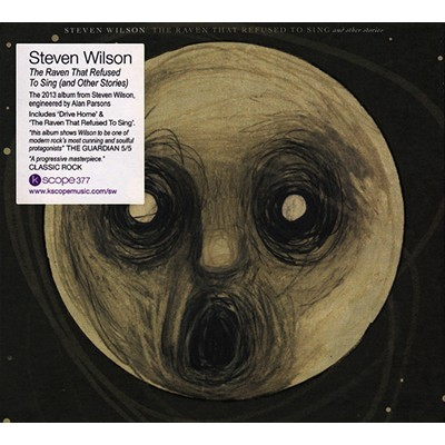 The Raven That Refused To Sing [and Other Stories] CD DIGI