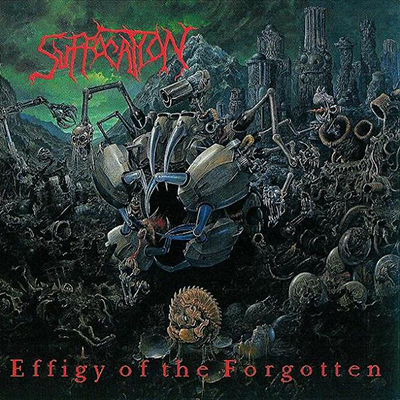 Effigy of the Forgotten CD