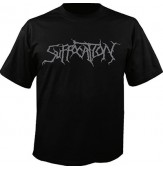 SUFFOCATION logo - TS