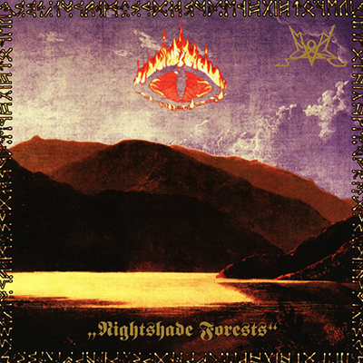 Nightshade Forests CD