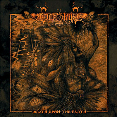 Wrath upon the Earth CD