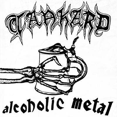 Alcoholic Metal CD