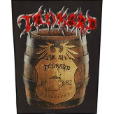 Beer Barrel - BACKPATCH