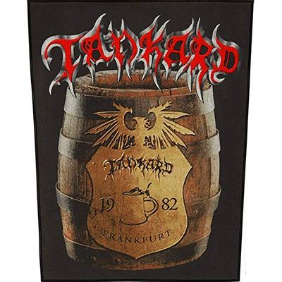 Beer Barrel - BACKPATCH