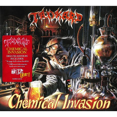Chemical Invasion CD DIGI
