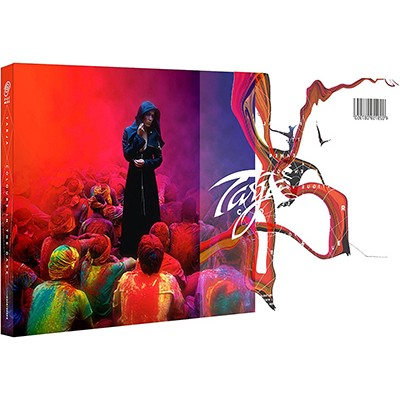 Colours in the Dark CD DIGIBOOK