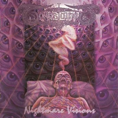 Nightmare Visions CD