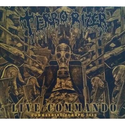 Live Commando [Commanding Europe 2019] CD DIGI