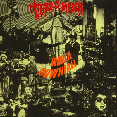 World Downfall CD