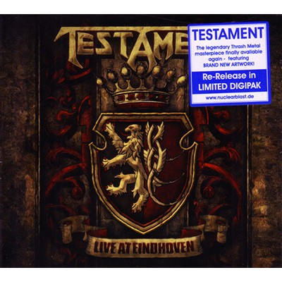 Live at Eindhoven CD DIGI