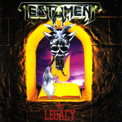 The Legacy CD