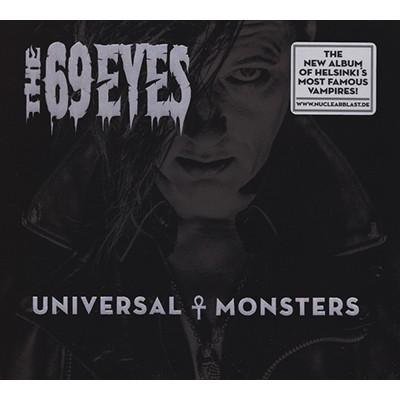 Universal Monsters CD