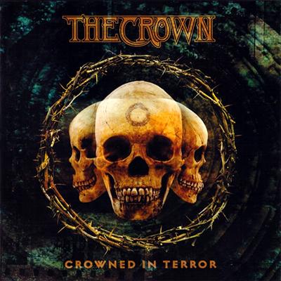 Crowned in Terror CD